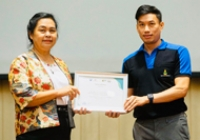 Award to an employment program for disabilities with Social  Innovation Foundation