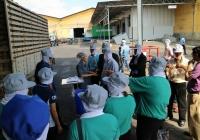 The Farmer Council of Prachuab Kirikhan Province visited TPC